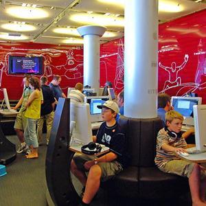 Интернет-кафе Байкалово