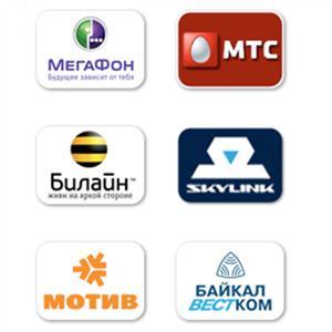 Операторы сотовой связи Байкалово