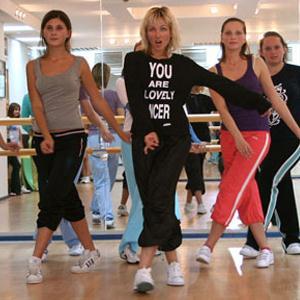 Школы танцев Байкалово