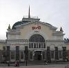 Железнодорожные вокзалы в Байкалово