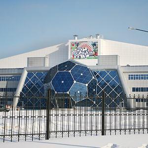 Спортивные комплексы Байкалово