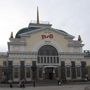 Железнодорожные вокзалы Байкалово